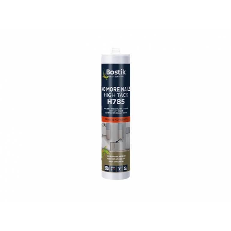 Bostik H785 NO MORE NAILS HIGH TACK Hybrid Adhesive Sealant