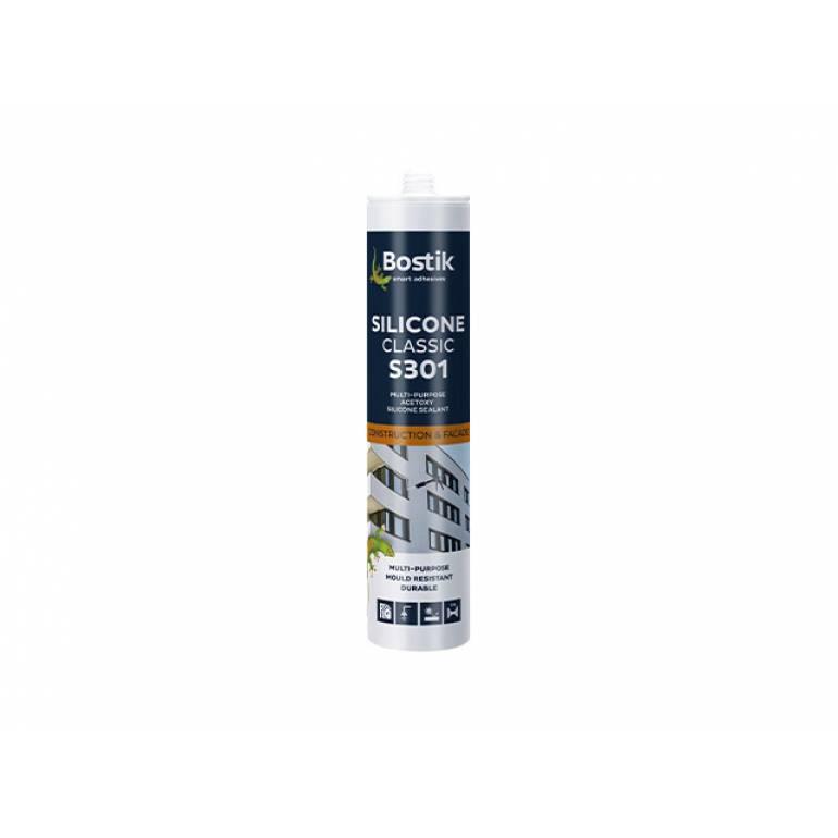 Bostik S301 SILICONE CLASSIC Silicone Sealant