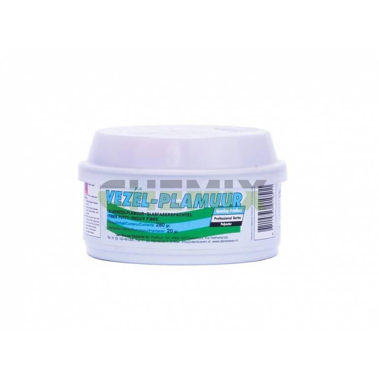 Zwaluw VEZEL-PLAMUUR 2 Part Polyester Resin and Fibre Glass Filler